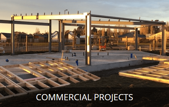 commercial steel projects